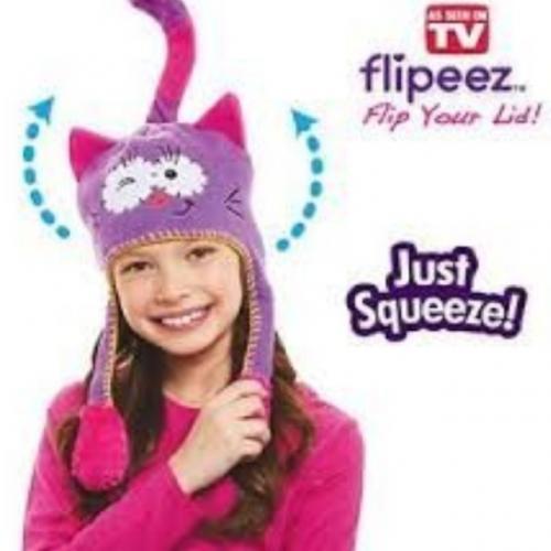 Flipeez Hats: Flipeez Kids Hats At High Street Tv £27.88 For Two