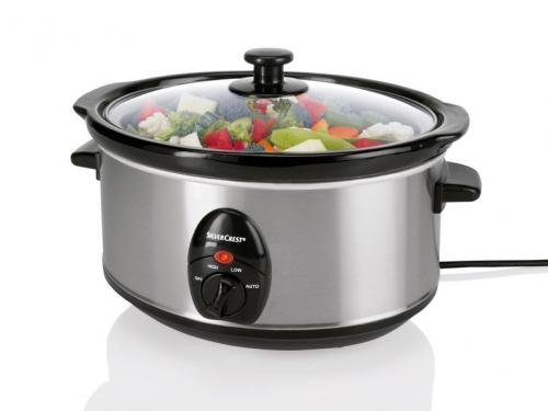 SILvERCREST KITCHEN TOOLS Slow Cooker ?13.99 @lidl - HotUKDeals