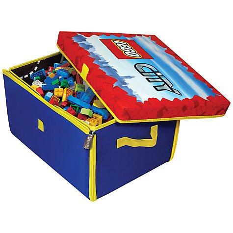 lego city playmat storage john lewis free c c. Black Bedroom Furniture Sets. Home Design Ideas