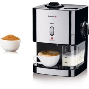 Breville VCF011 Instant Cappuccino Coffee Machine - Black. 59.99 @ Argos - HotUKDeals