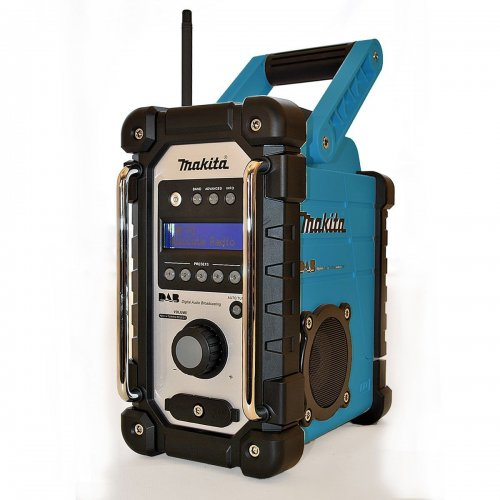 makita bmr104 dab jobsite radio amazon hotukdeals. Black Bedroom Furniture Sets. Home Design Ideas