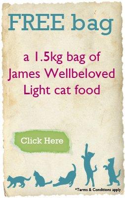 Wellbeloved Dog Food Voucher