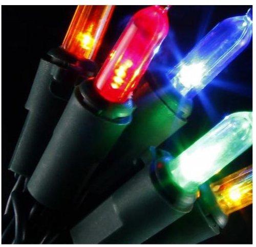 homebase christmas lights 100 leds musical lights with. Black Bedroom Furniture Sets. Home Design Ideas