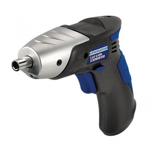 Work Light Screwfix: Energer ENS460DRS 3.6V 1.3Ah Li-Ion Cordless Screwdriver