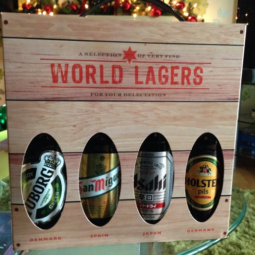 Lagers Of The World