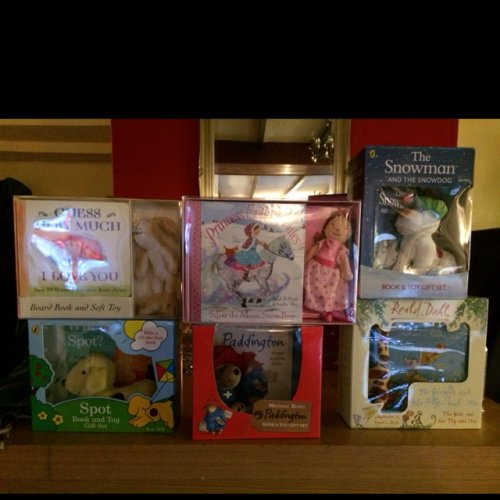 Book And Toy Gift Sets U00a32.50 At Tesco - HotUKDeals