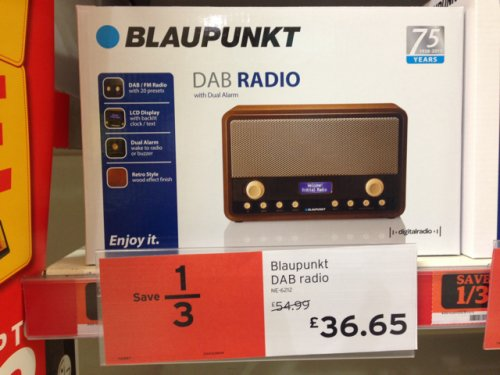 blaupunkt dab radio images. Black Bedroom Furniture Sets. Home Design Ideas