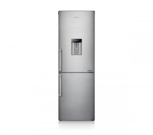 samsung rb29fwjndsa fridge freezer silver. Black Bedroom Furniture Sets. Home Design Ideas