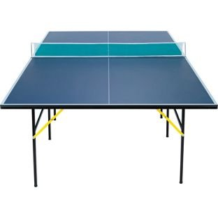 Debut indoor 9ft full size table tennis table with extras - Full size table tennis table dimensions ...