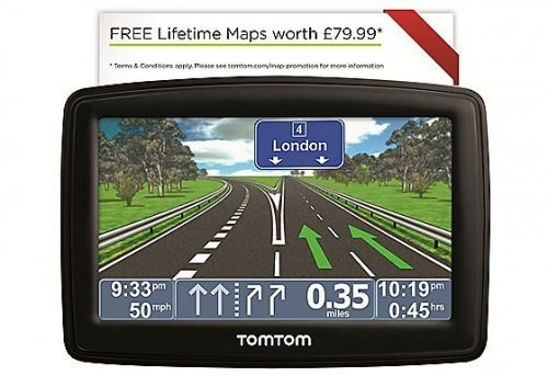 Showing Halfords sales, deals and offers. Click here to Show all Sat Navs deals. Garmin DriveSmart 51LMT-D with Full Europe Ma. Most of the Garmin and TomTom sat nav come in at the 5 inch mark, but if you are looking for a 6 inch sat nav system, then you should find a good brand one for around £