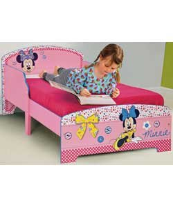 Minnie Mouse Toddler Bed Argos