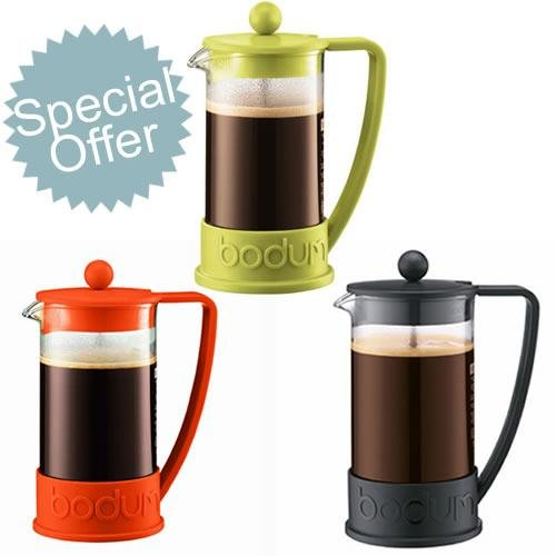 Coffee Maker At Currys : Bodum 8 Cup coffee Maker ?9.99 currys was ?29.99 - HotUKDeals