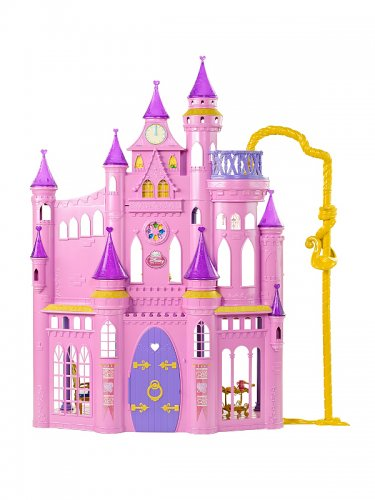 Disney princess ultimate dream castle asda for Disney princess mural asda