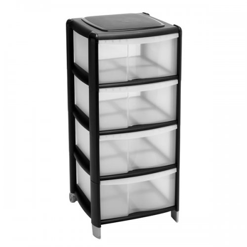 put some drawers in these drawers wilko storage unit 4 drawer 12 wilkinsons hotukdeals. Black Bedroom Furniture Sets. Home Design Ideas