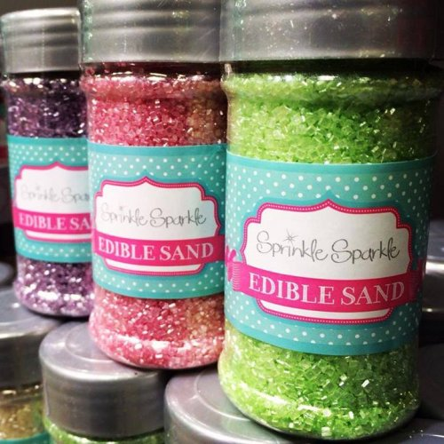 Sprinkle Sparkle edible cake decorations 59p Home Bargains ...