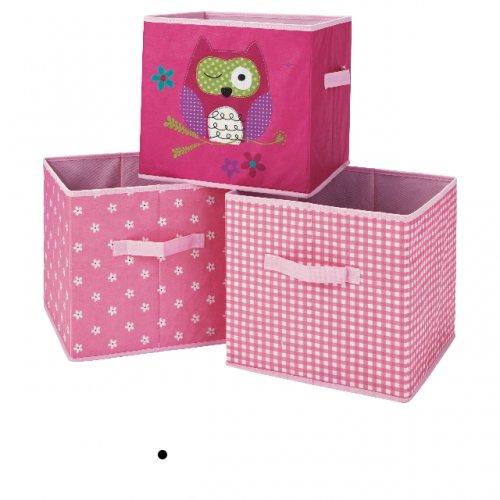 argos canvas storage boxes argos hotukdeals. Black Bedroom Furniture Sets. Home Design Ideas