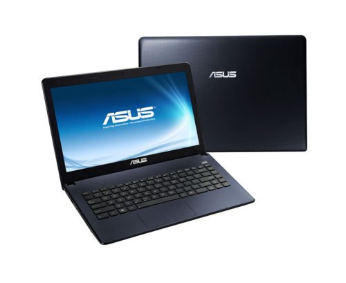 refurb asus 14 x401 laptop 14 inch 1 8ghz 4gb ram 500gb. Black Bedroom Furniture Sets. Home Design Ideas