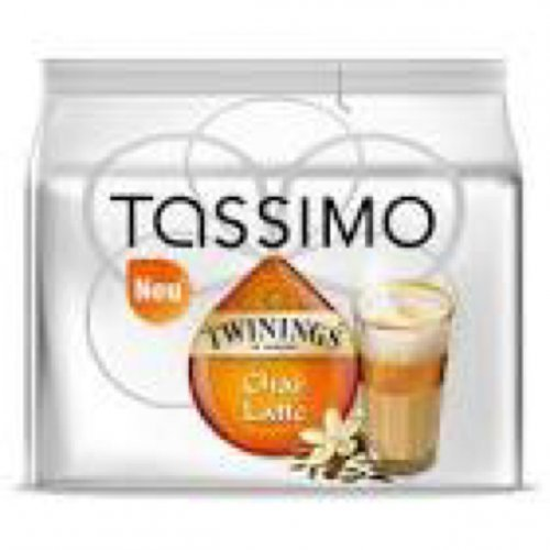 Tassimo chai latte ?2.24 reduced to clear at Tesco - HotUKDeals