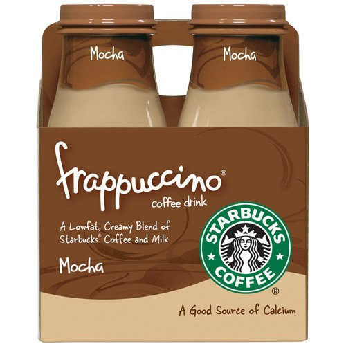 starbucks frappuccino mocha drink 4 pack 3 goes through. Black Bedroom Furniture Sets. Home Design Ideas