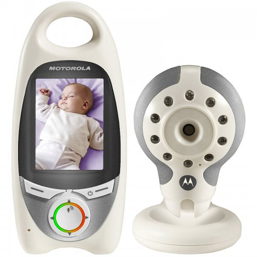 motorola mbp31 digital video baby monitor asda hotukdeals. Black Bedroom Furniture Sets. Home Design Ideas