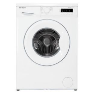 servis wp1249f2w white washing machine store pick up. Black Bedroom Furniture Sets. Home Design Ideas