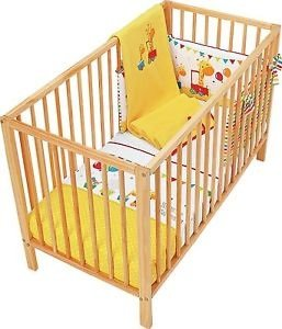 mothercare little circus 5 piece cot bed set rrp 99 43. Black Bedroom Furniture Sets. Home Design Ideas