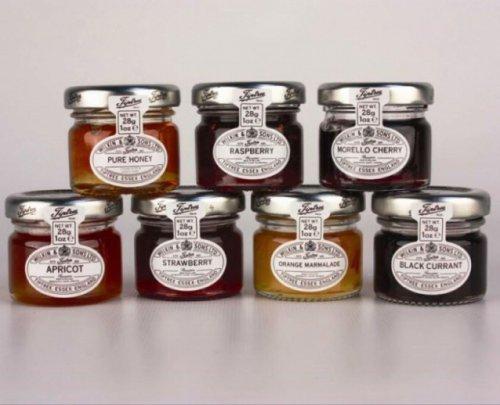tiptree mini jams at 35p each or 4 for at morrisons. Black Bedroom Furniture Sets. Home Design Ideas