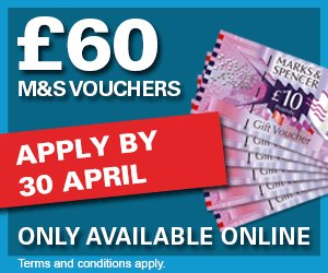 Legal And General Home Insurance M S Vouchers