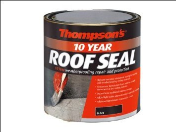 Ronseal Hprs25l 2 5l Thompsons High Performance Roof Seal