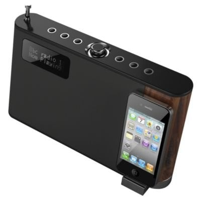 blaupunkt ds337 dab radio with iphone docking station 29. Black Bedroom Furniture Sets. Home Design Ideas