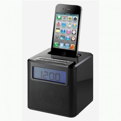 radio alarm clock iphone dock 7 iphone docks with digital alarm digsdigs naxa pll digital. Black Bedroom Furniture Sets. Home Design Ideas