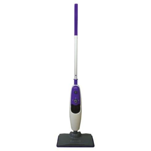 Tesco mop stmop12 steam cleaner tesco direct for Steam mop 17 in 1