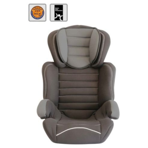 cozy n safe car seat group 2 3 black grey 22 tesco direct hotukdeals. Black Bedroom Furniture Sets. Home Design Ideas
