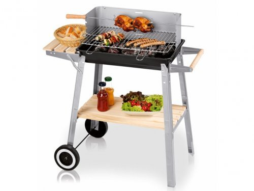 florabest trolley barbecue lidl from monday 28th april hotukdeals. Black Bedroom Furniture Sets. Home Design Ideas