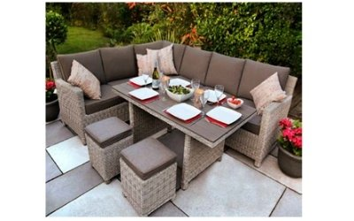 Win Garden Dining Furniture Worth 1 700 1 Of 4 House To Home Hotukdeals