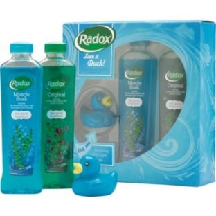 Radox Relax Duckys Bath Gift Set For Men At Argos Reduced To U00a32.99 From U00a35.99. Get In Early For ...