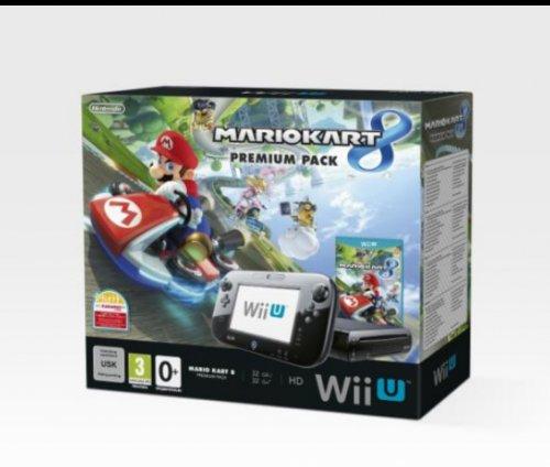 Mario kart wii u console bundle tesco direct - Wii console mario kart bundle ...