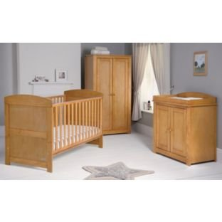 mamas and papas teo 3 piece nursery furniture package. Black Bedroom Furniture Sets. Home Design Ideas
