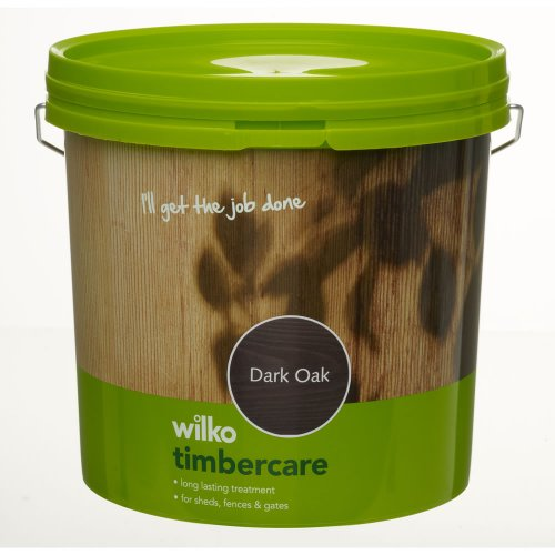 wilko timbercare fence paint 5ltr all varieties 2. Black Bedroom Furniture Sets. Home Design Ideas