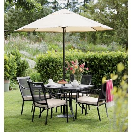 Rimini 4 Seater Garden Furniture Set 200 Off 15 Homebase Quidco Hotukdeals