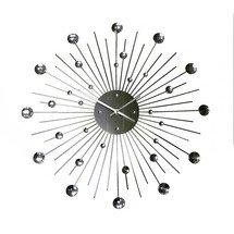 Bolton Sunray Metal Wall Clock Dunelm Hotukdeals