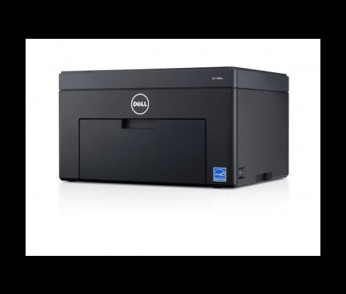 dell c1660w wireless colour printer tesco. Black Bedroom Furniture Sets. Home Design Ideas