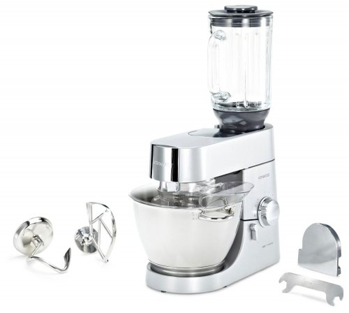 Kenwood KMC010 Chef Stand Mixer, Titanium + Grinder + Juicer 328.81 delivered @ Amazon.it ...