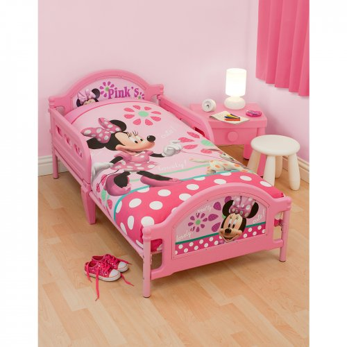 Toddler Bed Offers: Hello Kitty Toddler Bed £20 @ Asda