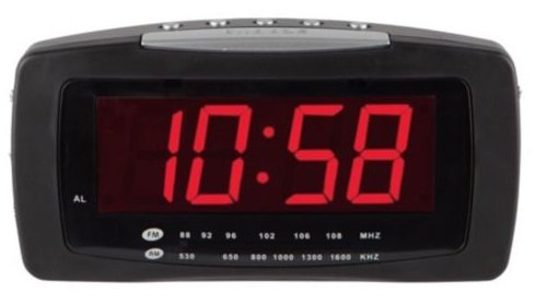 jumbo display alarm clock radio now 5 tesco direct hotukdeals. Black Bedroom Furniture Sets. Home Design Ideas