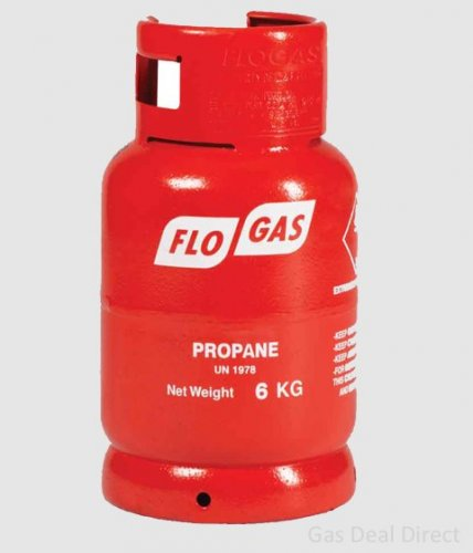 cheap propane butane gas for your bbq 6kg inc gas bottle. Black Bedroom Furniture Sets. Home Design Ideas