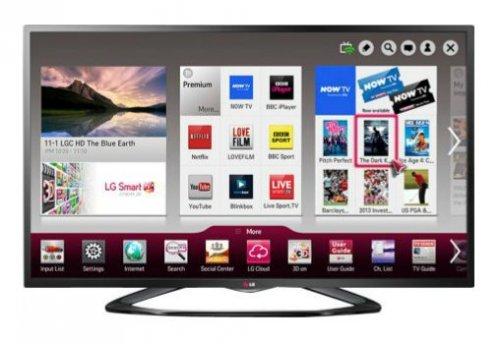 lg 32ln575v 32 inch full hd 1080p freeview hd led smart tv. Black Bedroom Furniture Sets. Home Design Ideas