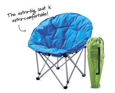 Aldi Moon Camping Chair 163 19 99 Instore Hotukdeals