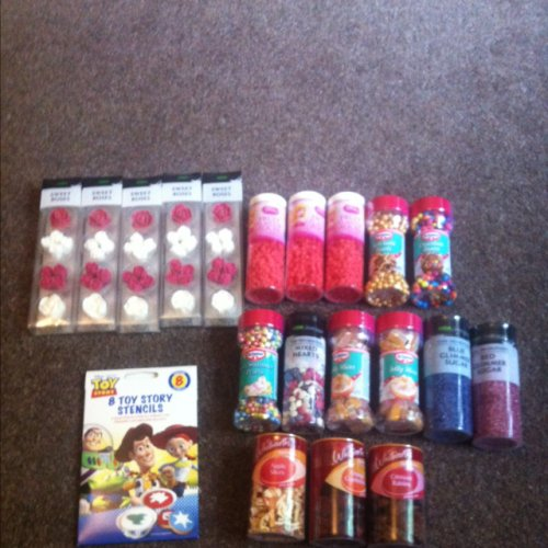 Asda Photo Cake Decorations : Cake decorations instore at Asda from 25p! - HotUKDeals