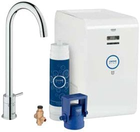 win a grohe blue mono chilled filtered water system worth 1842 kbb hotukdeals. Black Bedroom Furniture Sets. Home Design Ideas